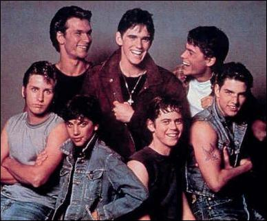 The Outsiders  - Characterization