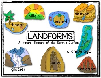 Let'S Learn About Landforms