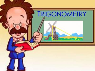 """trigonometry In The Real World"""