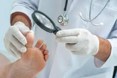 Foot Care In Diabetes Mellitus