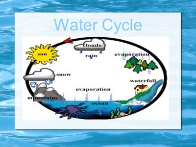 Water Cycle-Weather