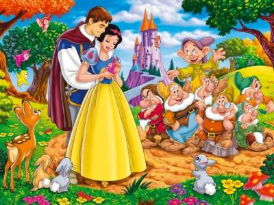 Snow White By The Grimm Brothers