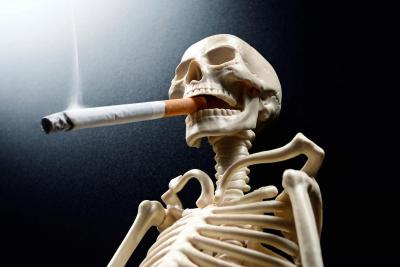 Smoking Can Damage Every Organ In Your Body.