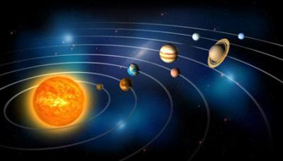 Beyond Earth... Our Solar System And The Planets