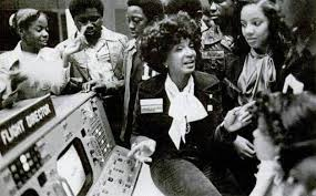 The Impact Of African-American Women In Space