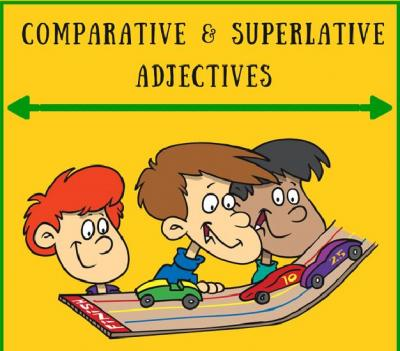 Learn Your Comparatives!