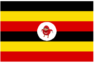 A.K.A Bobo The Ugandan Warrior
