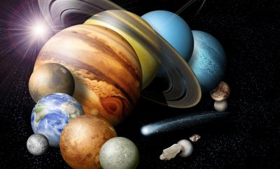 The Planets - Gustav Holst (edited Links)