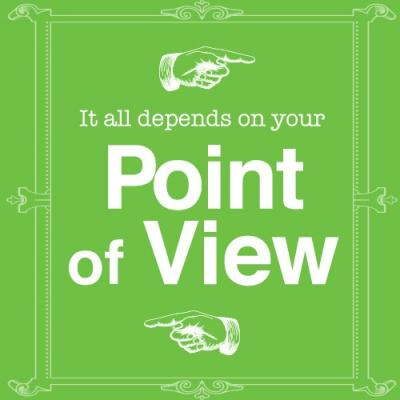Points Of View - Who Is Right?
