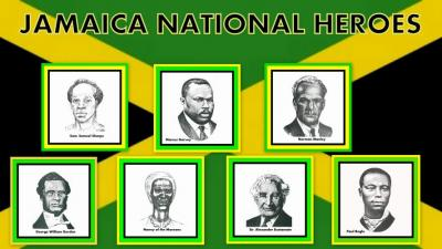 Jamaica'S National Heroes