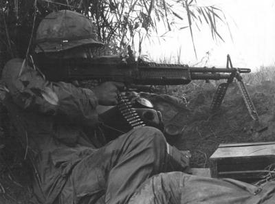 Weapons Used During The Vietnam War