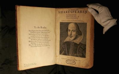 Chasing Shakespeare