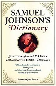 Samuel Johnson: The Dictionary Of The English King (cameo)