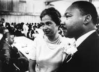 Now Vs. Then: Rosa Parks & Dr. Martin Luther King Jr.