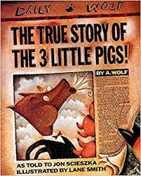 The Really, Really True Story Of The Three Little Pigs
