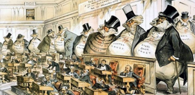 Let'S Talk About The Gilded Age