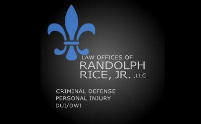 Law Offices Of Randolph Rice