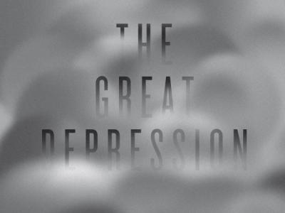 The Great Depression: An Introduction To Of Mice And Men