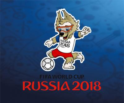 The  Fifa World Cup 2018