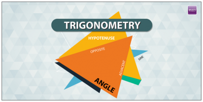 The Relationship Between Trigonometric Functions And The Right Angle Triangle.