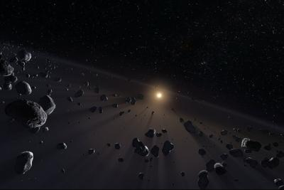 Dwarf Planets And The Edge Of The Solar System