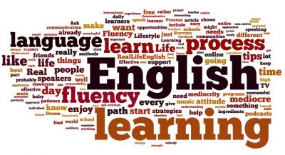 Learning Of English Language