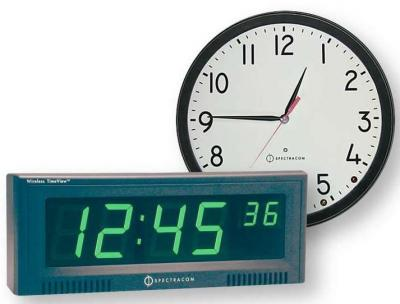 Telling Time Using Analog And Digital Clocks