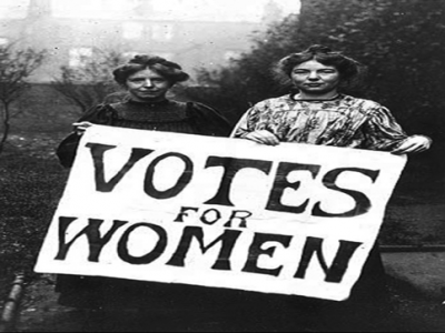 Abolitionists And The Suffrage Movement