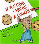 Sequencing With If You Give A Mouse A Cookie