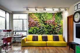 Living Wall Business Idea