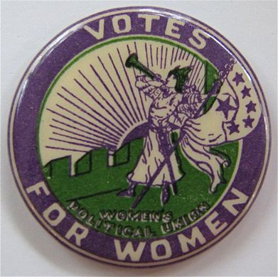 Discover The Suffragettes