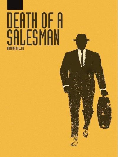 Death Of A Salesman/ The American Dream