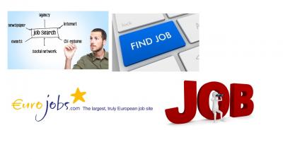 Looking For A Job In The Eu