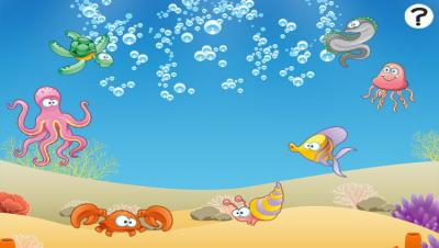 What Inside The Ocean (material For Preschool Students)