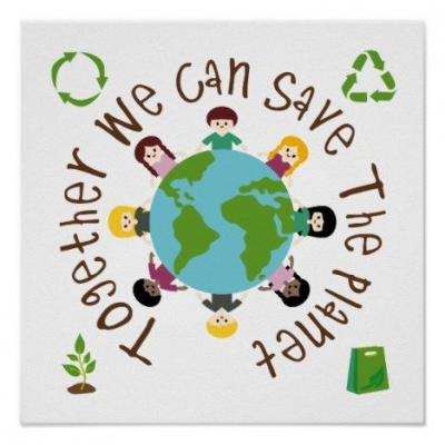 Let'S Save The Planet!