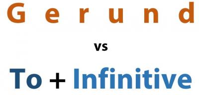 Gerunds & Infinitives