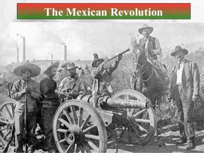 Mexican Revolution Webquest